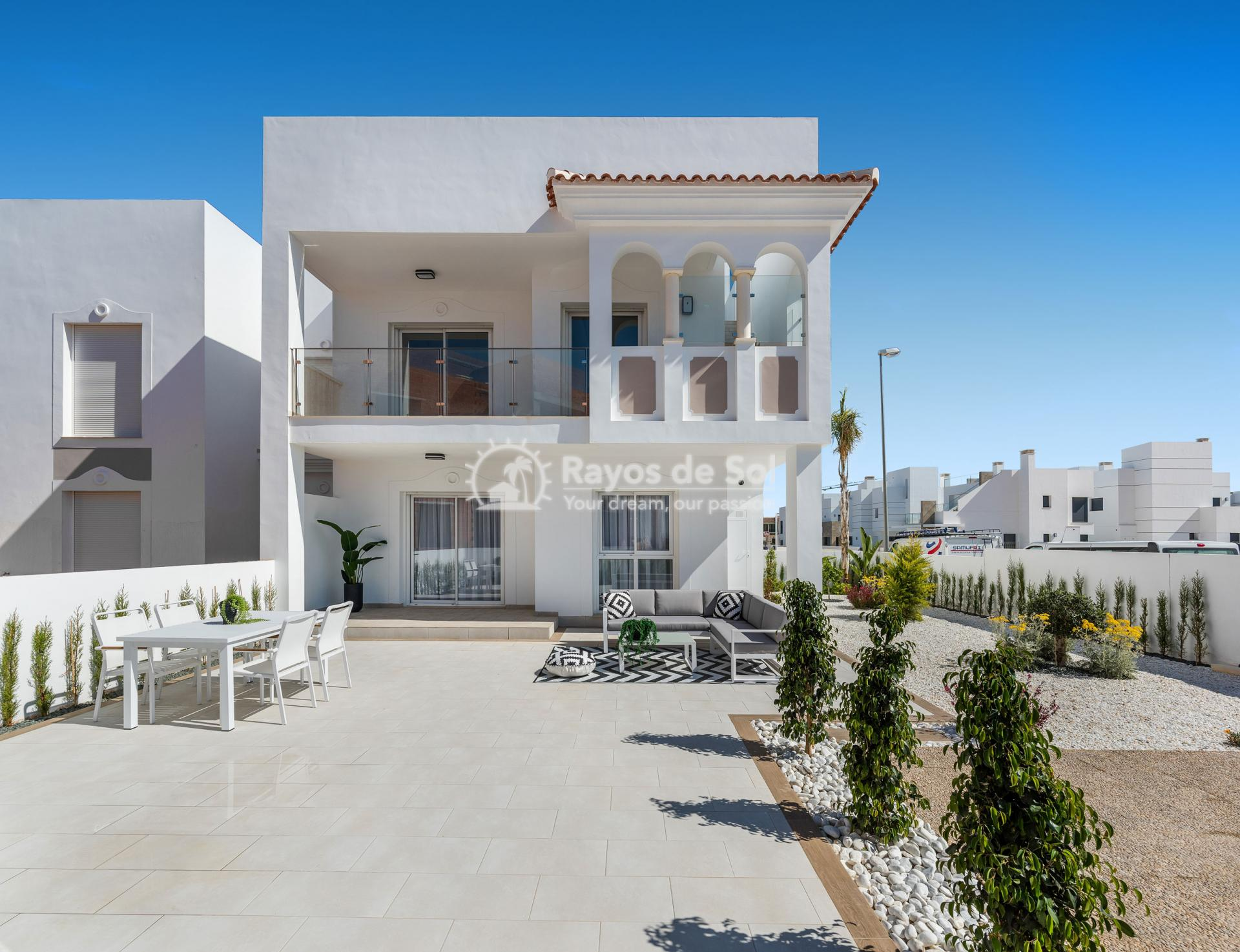 Apartment  in Doña Pepa, Quesada, Costa Blanca (Allegra-Alba-BG3) - 3