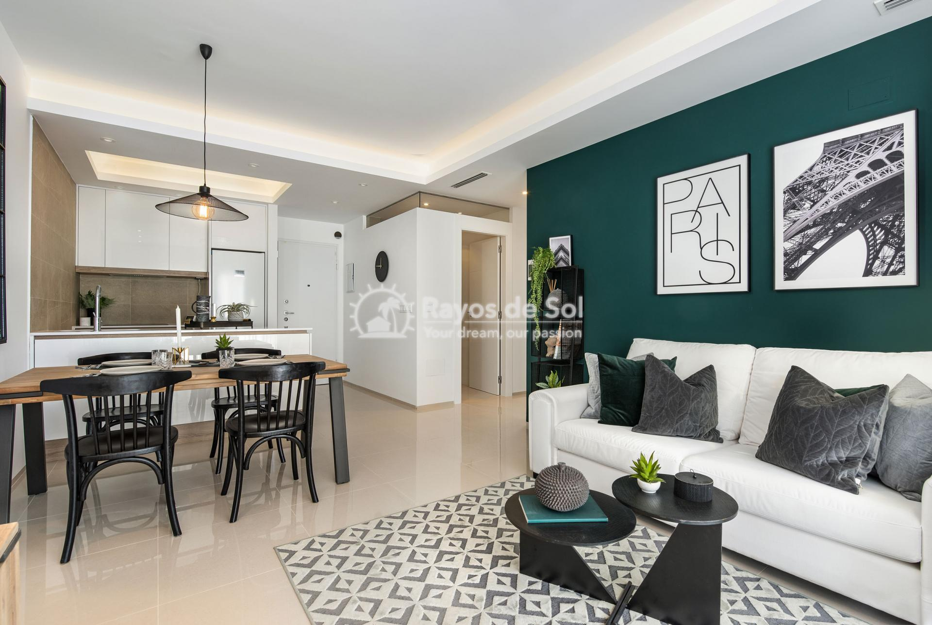 Apartment  in Doña Pepa, Quesada, Costa Blanca (Allegra-Alba-BG3) - 6