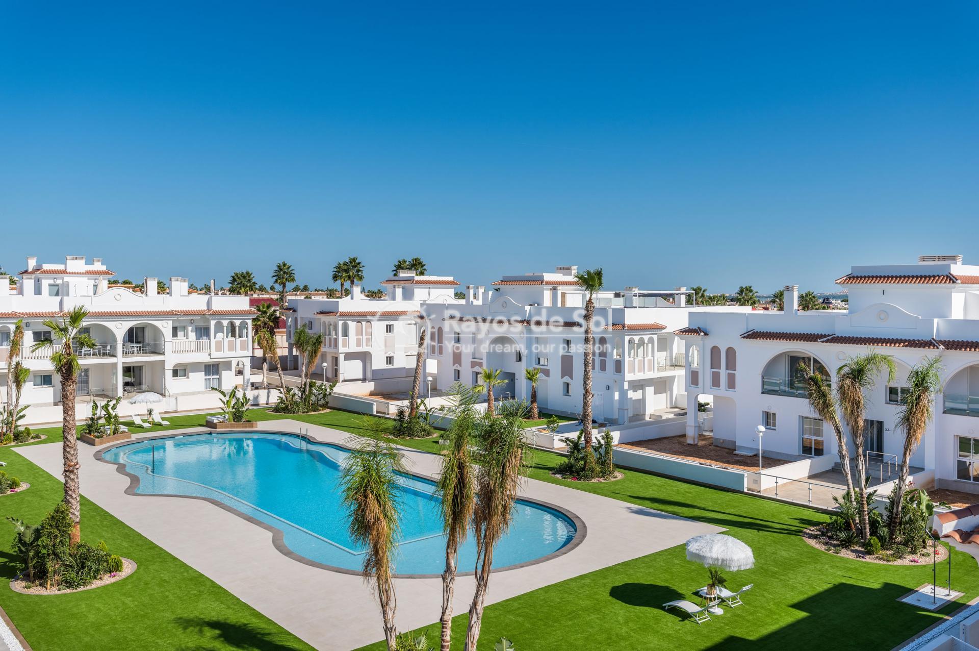 Apartment  in Doña Pepa, Quesada, Costa Blanca (Allegra-Alba-BG3) - 16