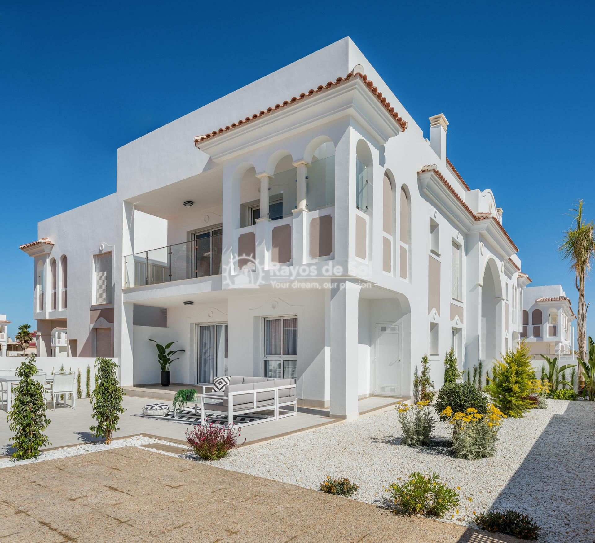 Apartment  in Doña Pepa, Quesada, Costa Blanca (Allegra-Alba-BG3) - 13