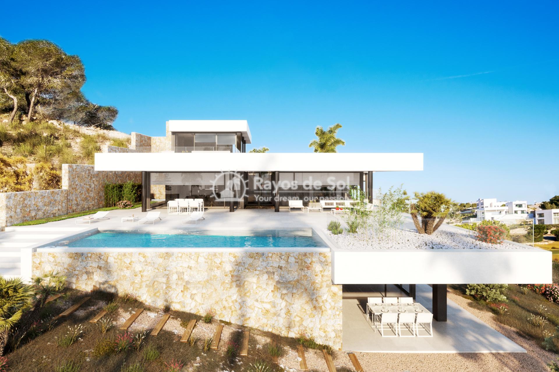 Villa  in Las Colinas, Orihuela Costa, Costa Blanca (Madrono XL) - 1