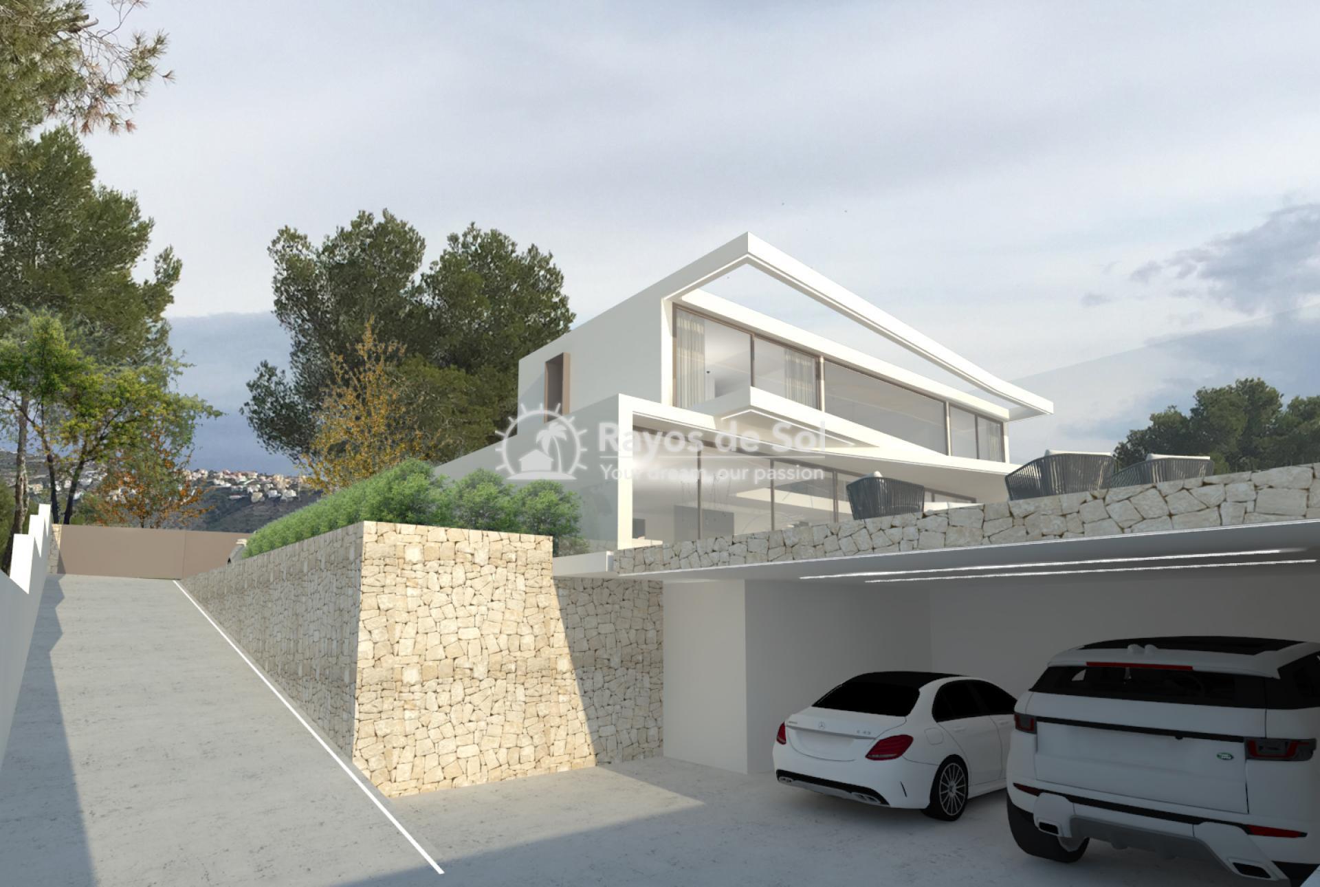 Villa  in Moraira, Costa Blanca (MOGEMO) - 5