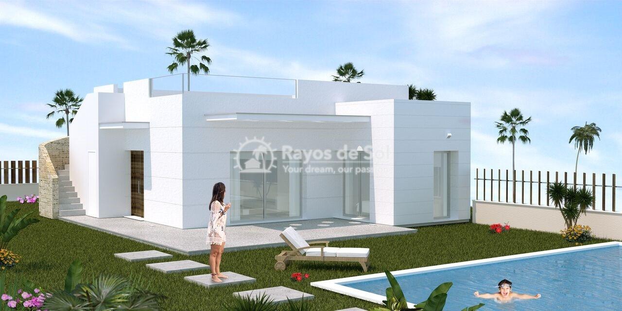 Single storey villa  in Orihuela Costa, Costa Blanca (OCLHMIVSO) - 1