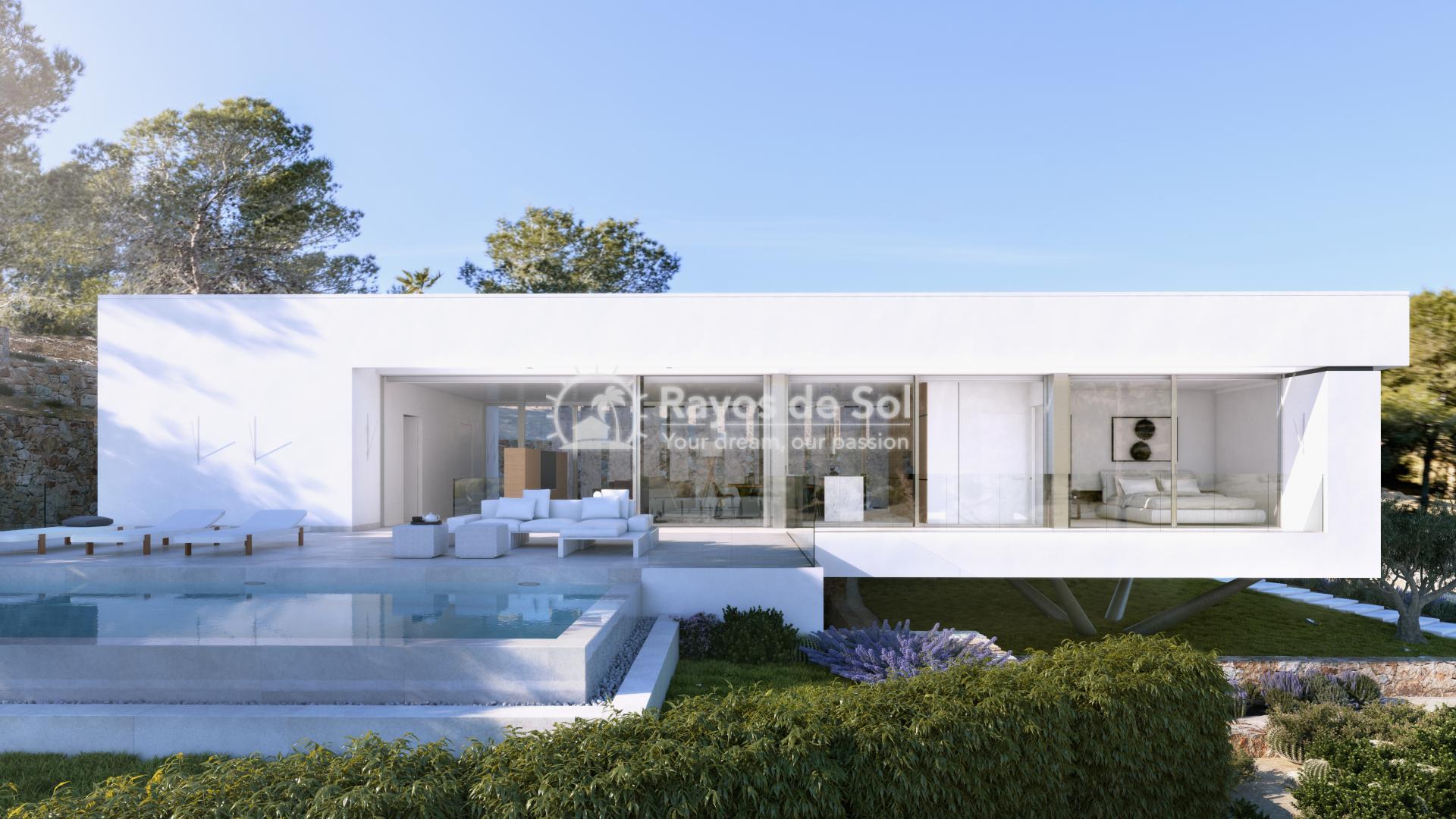 Modern villa  in Las Colinas, Orihuela Costa, Costa Blanca (LCMAMAD43) - 1