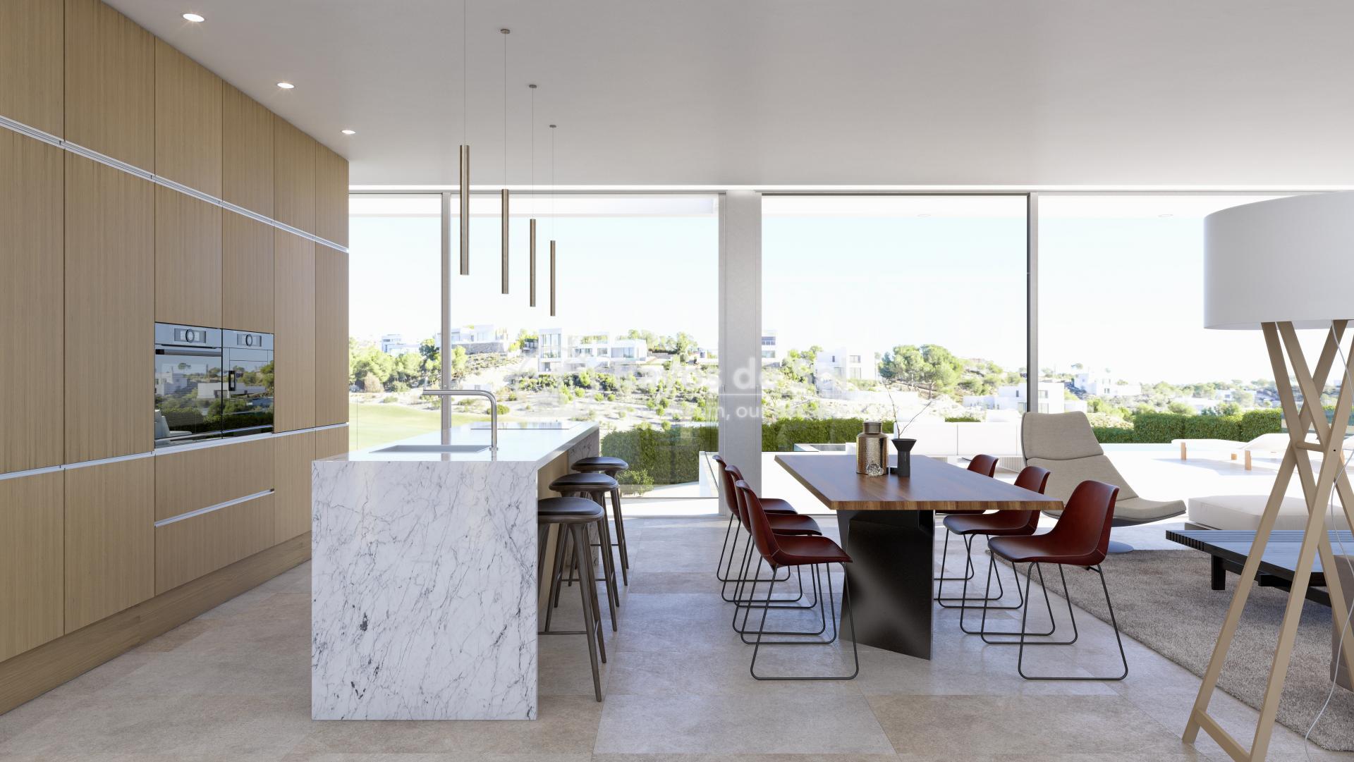 Modern villa  in Las Colinas, Orihuela Costa, Costa Blanca (LCMAMAD43) - 5