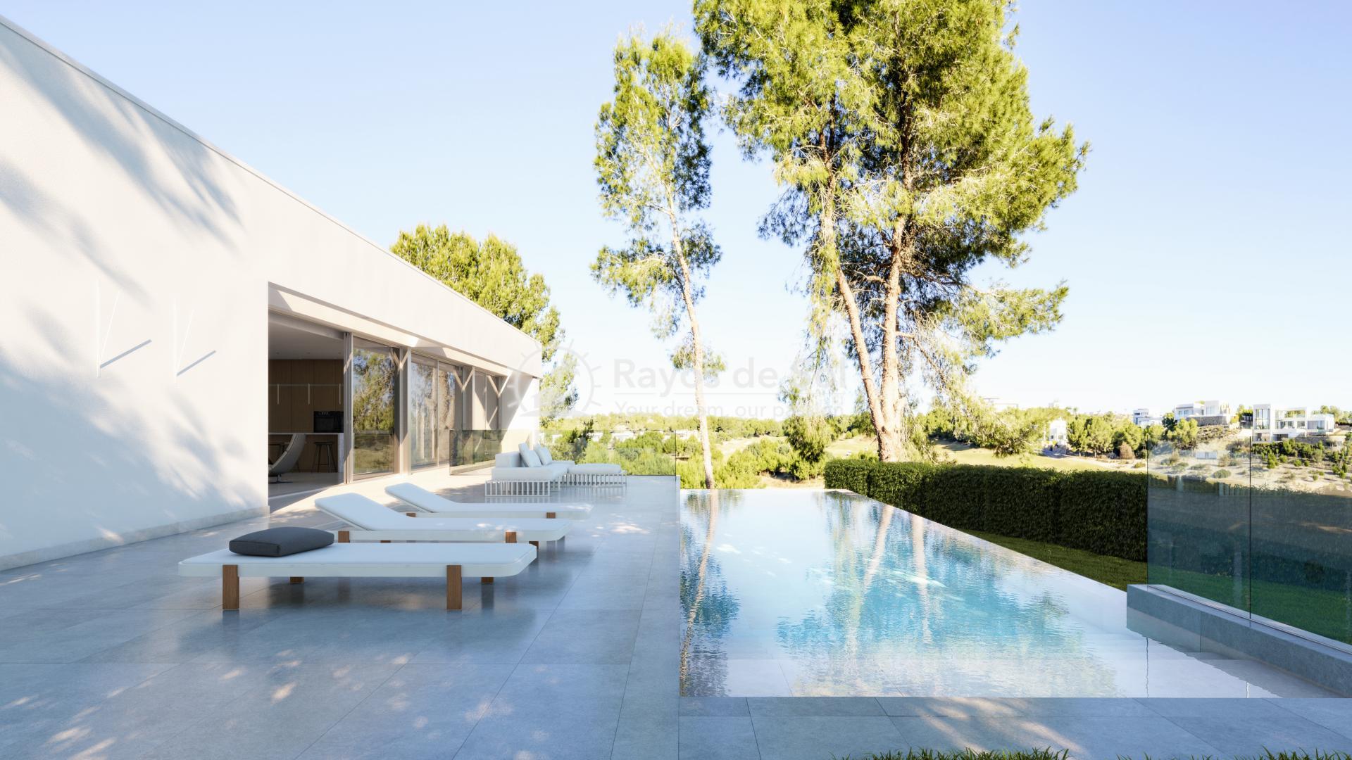 Modern villa  in Las Colinas, Orihuela Costa, Costa Blanca (LCMAMAD43) - 2