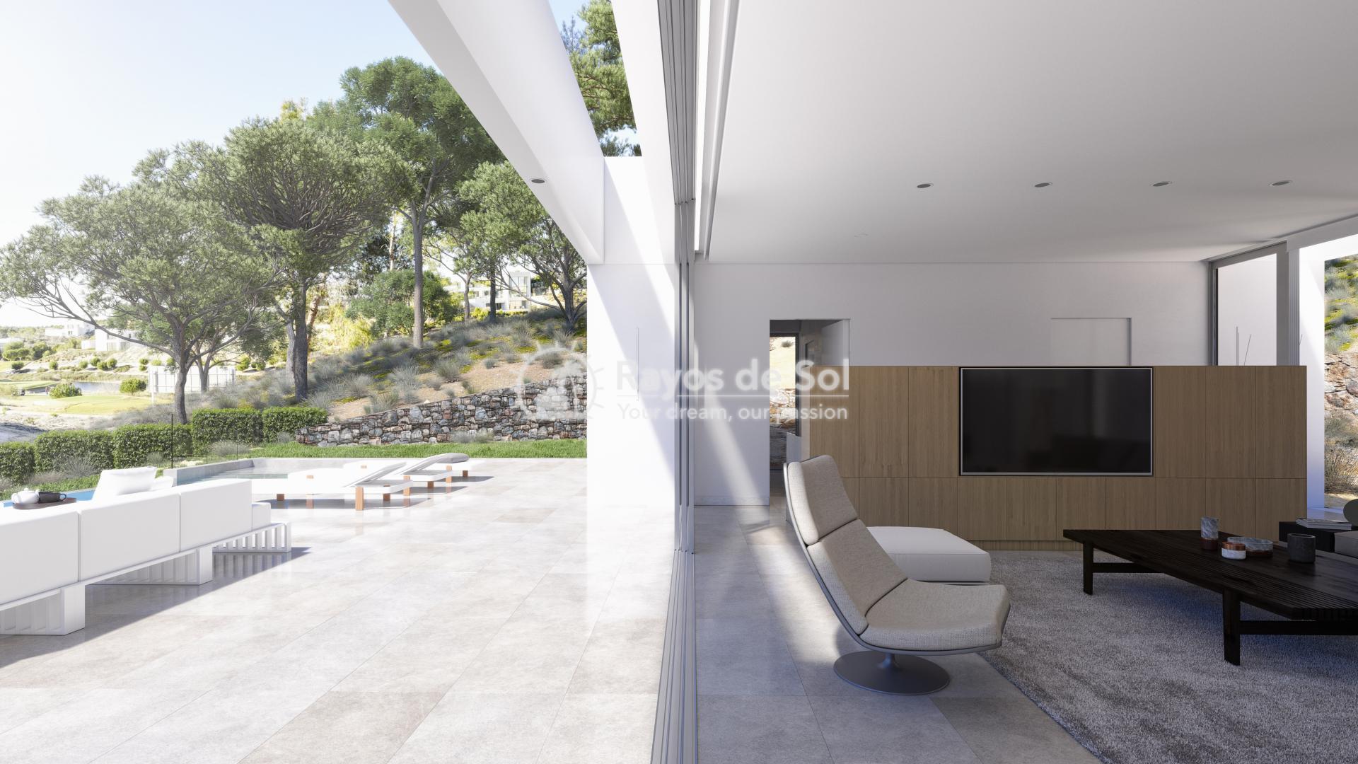 Modern villa  in Las Colinas, Orihuela Costa, Costa Blanca (LCMAMAD43) - 4