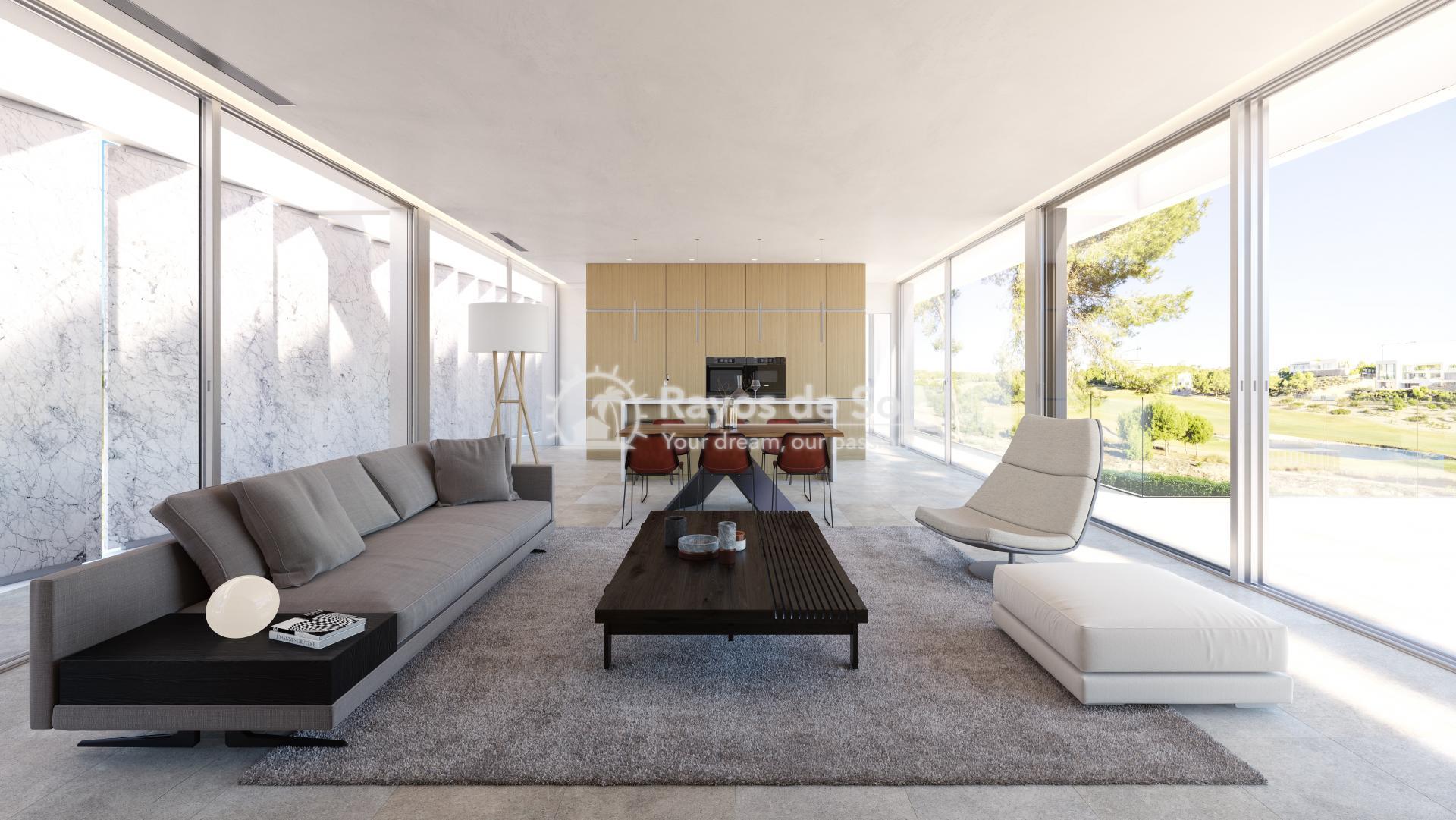 Modern villa  in Las Colinas, Orihuela Costa, Costa Blanca (LCMAMAD43) - 3