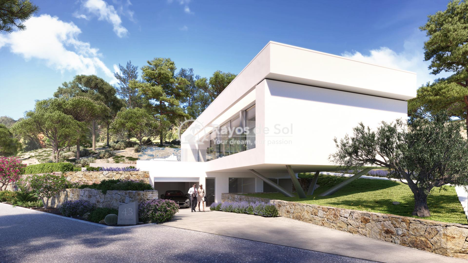 Modern villa  in Las Colinas, Orihuela Costa, Costa Blanca (LCMAMAD43) - 10