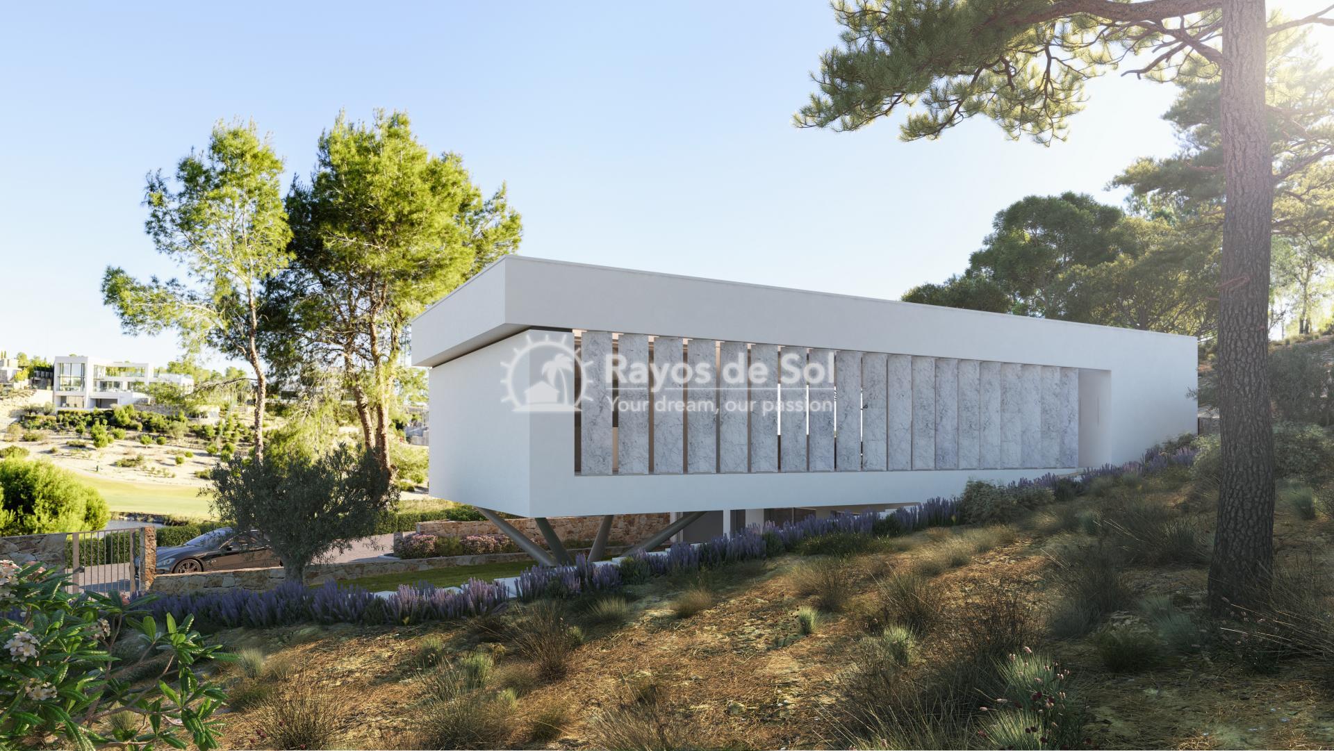 Modern villa  in Las Colinas, Orihuela Costa, Costa Blanca (LCMAMAD43) - 9