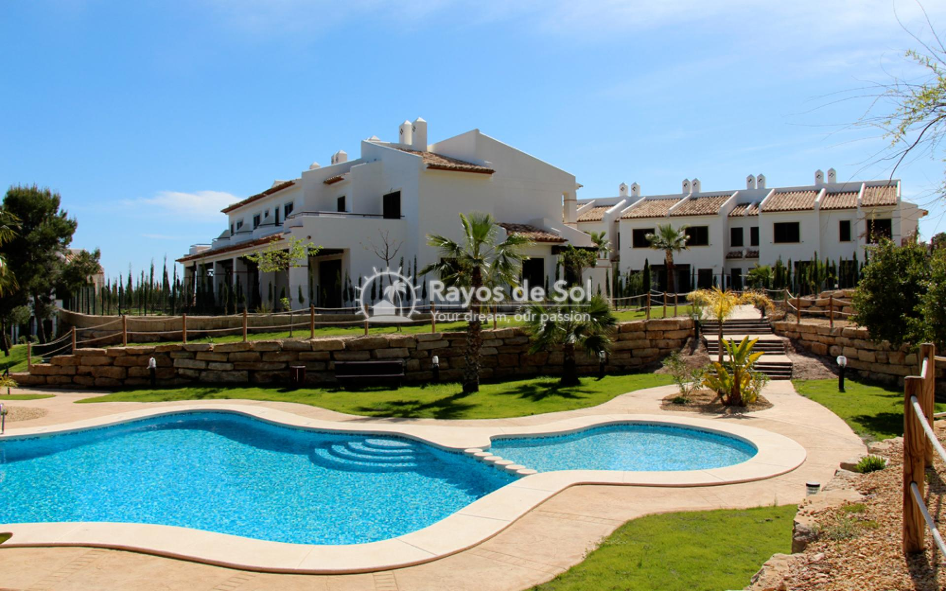 Townhouse  in Sierra Cortina, Finestrat, Costa Blanca (FIMUSA3-3T) - 2