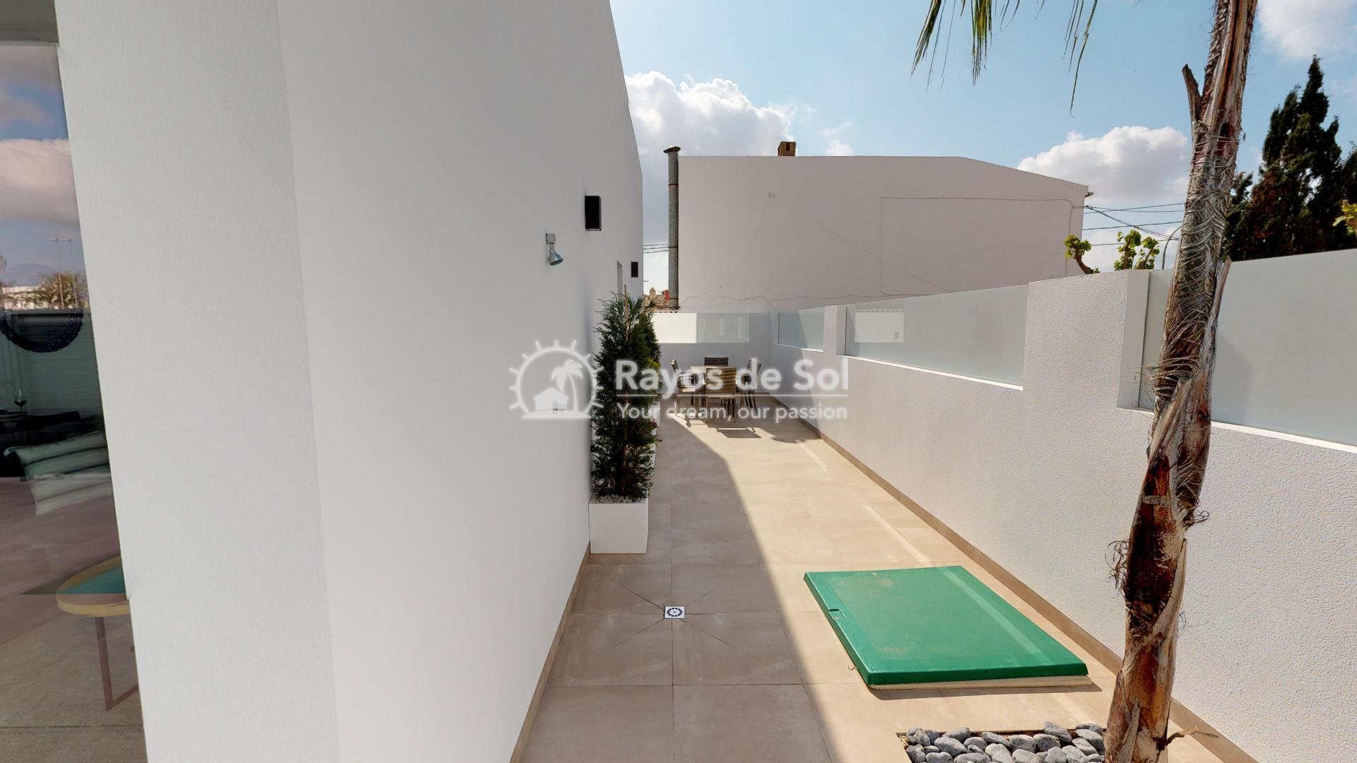 Single-storey villa  in Pilar de la Horadada, Costa Blanca (PIGUMV) - 17