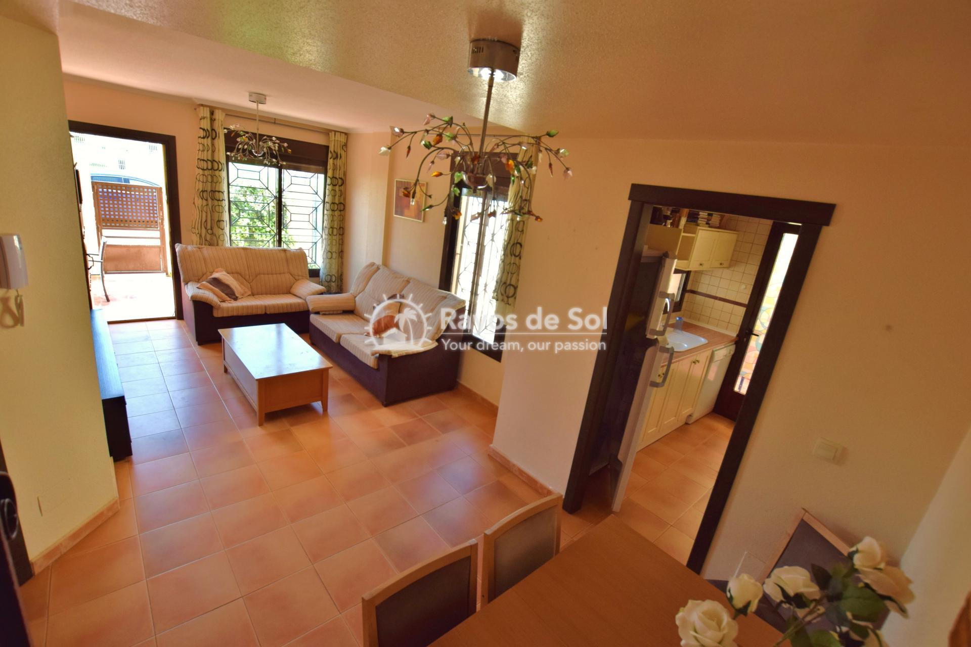 Geschakelde villa  in San Cayetano, Costa Cálida (SCRE0020) - 3