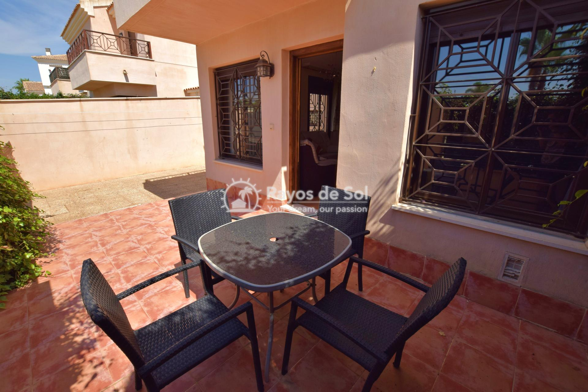 Semi-detached villa  in San Cayetano, Costa Cálida (SCRE0020) - 20