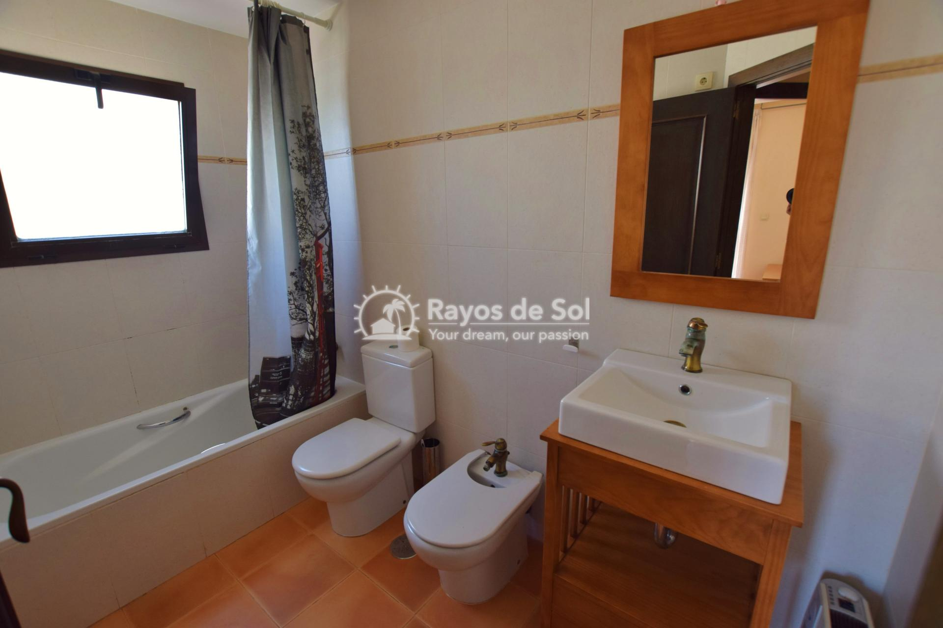 Geschakelde villa  in San Cayetano, Costa Cálida (SCRE0020) - 14