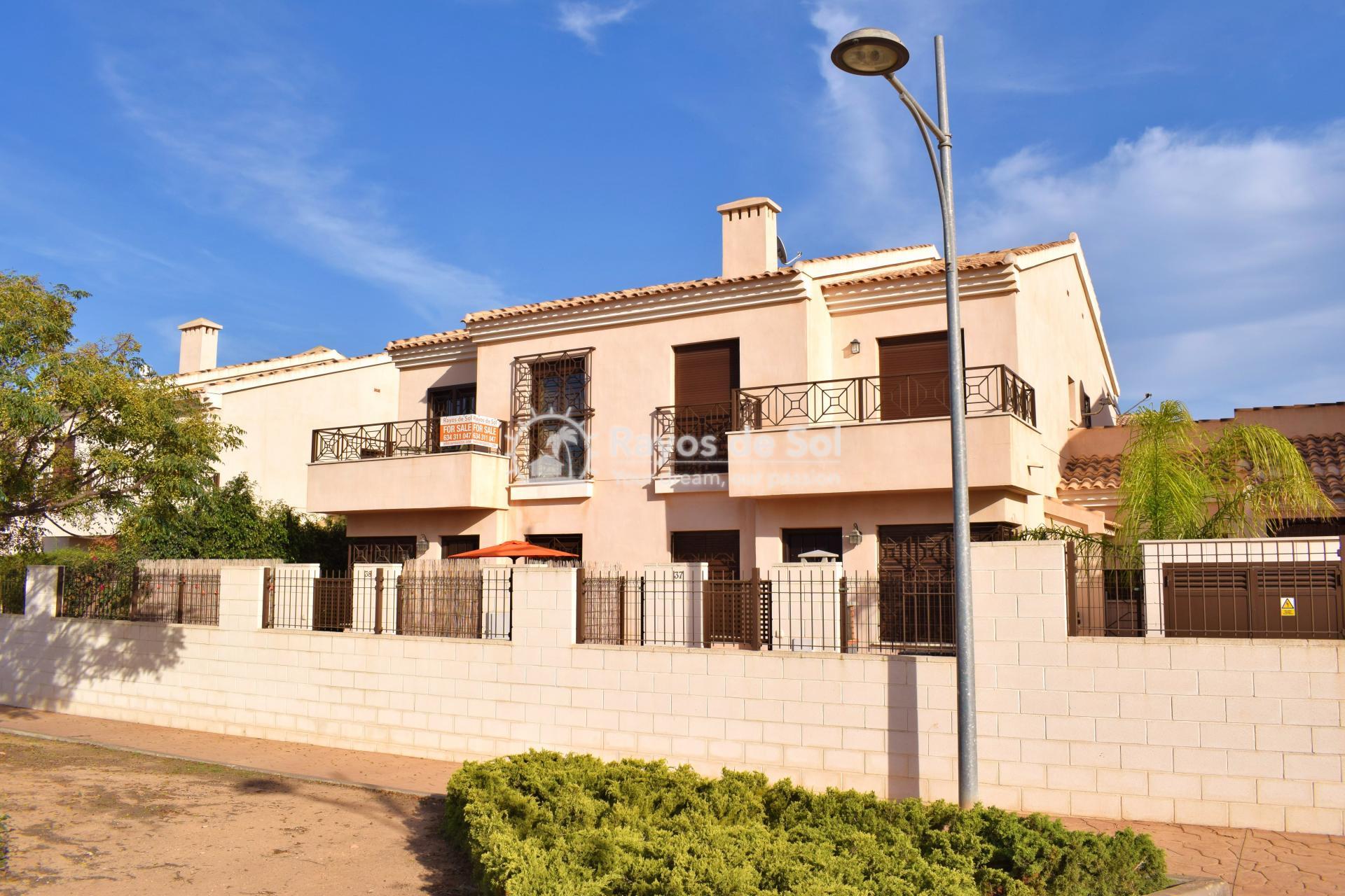Quadvilla  in San Cayetano, Costa Cálida (SCRE0023) - 1