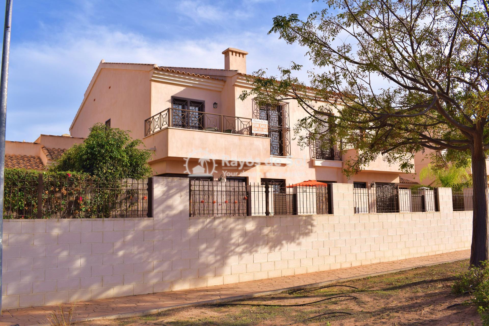 Quadvilla  in San Cayetano, Costa Cálida (SCRE0023) - 20