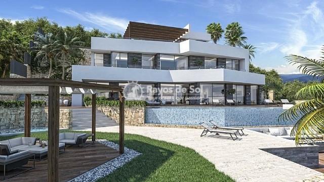 Villa  in Benissa, Costa Blanca (A-2320) - 3