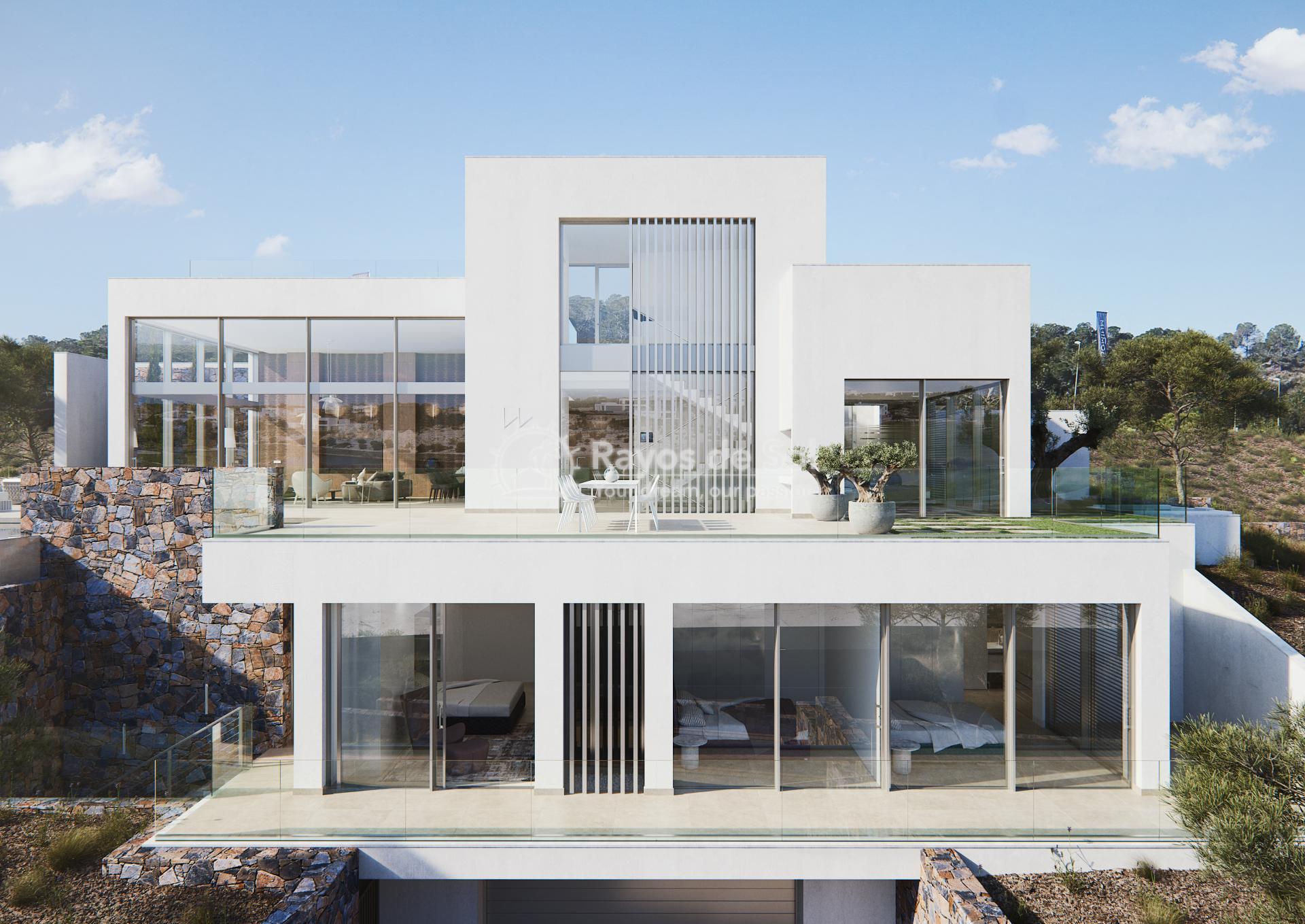 Unique villa  in Las Colinas, Orihuela Costa, Costa Blanca (LCMAMAD41) - 2