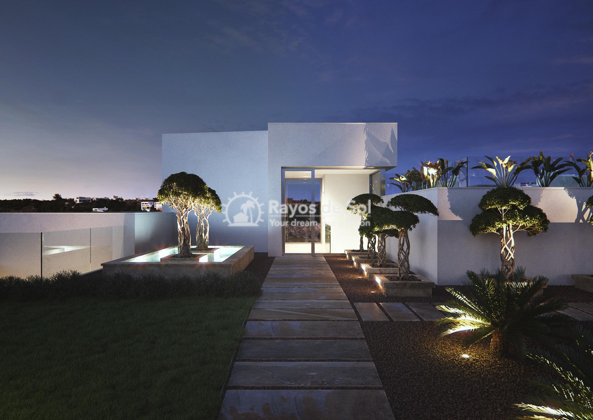 Unique villa  in Las Colinas, Orihuela Costa, Costa Blanca (LCMAMAD41) - 32