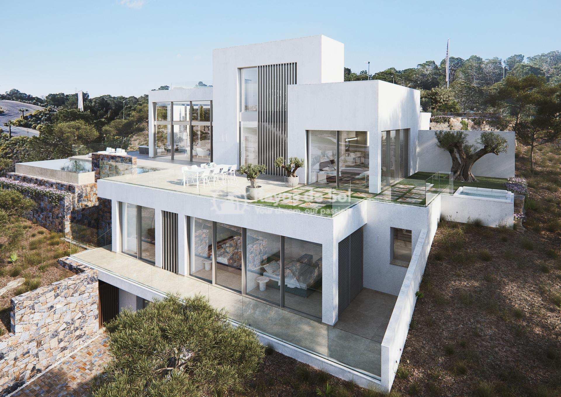 Unique villa  in Las Colinas, Orihuela Costa, Costa Blanca (LCMAMAD41) - 1