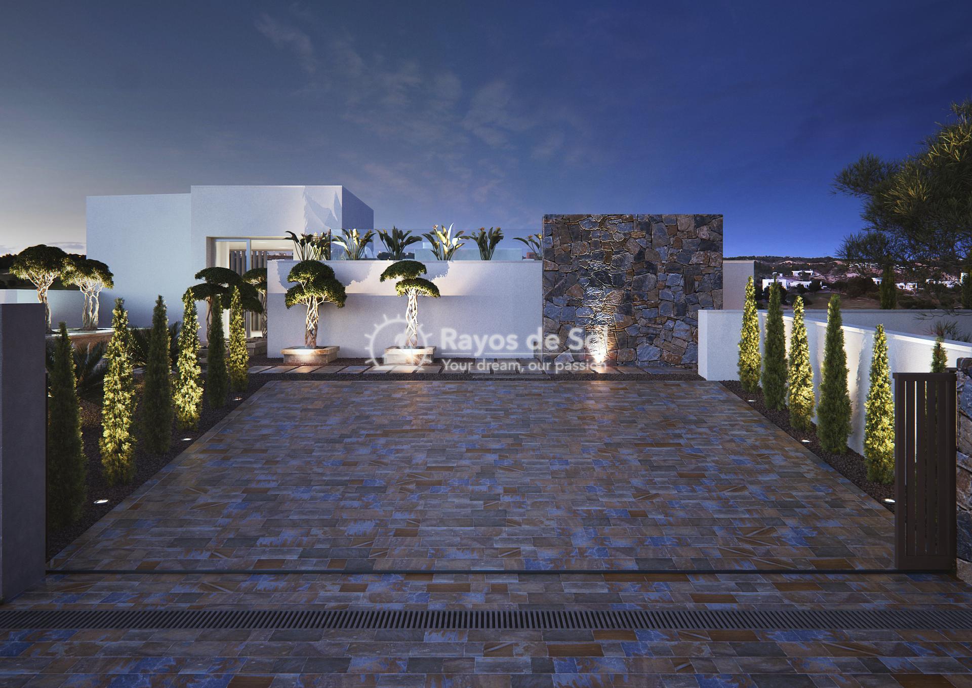 Unique villa  in Las Colinas, Orihuela Costa, Costa Blanca (LCMAMAD41) - 34