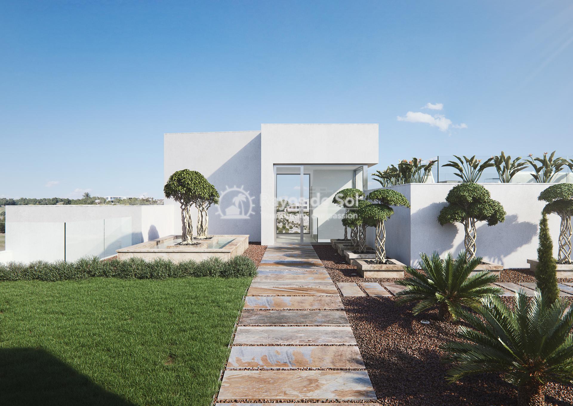 Unique villa  in Las Colinas, Orihuela Costa, Costa Blanca (LCMAMAD41) - 9