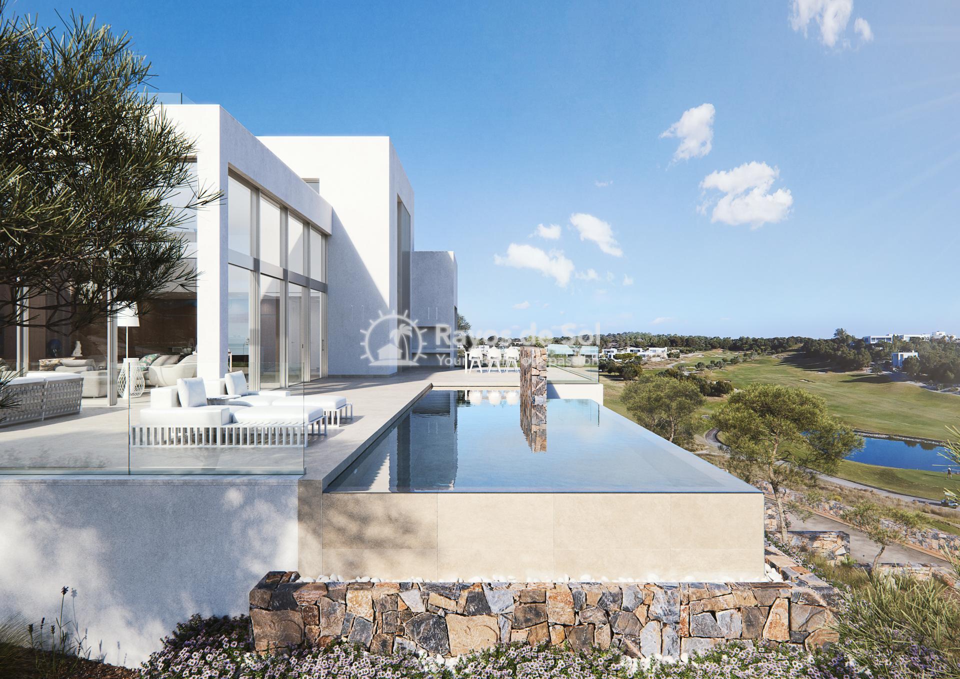 Unique villa  in Las Colinas, Orihuela Costa, Costa Blanca (LCMAMAD41) - 18