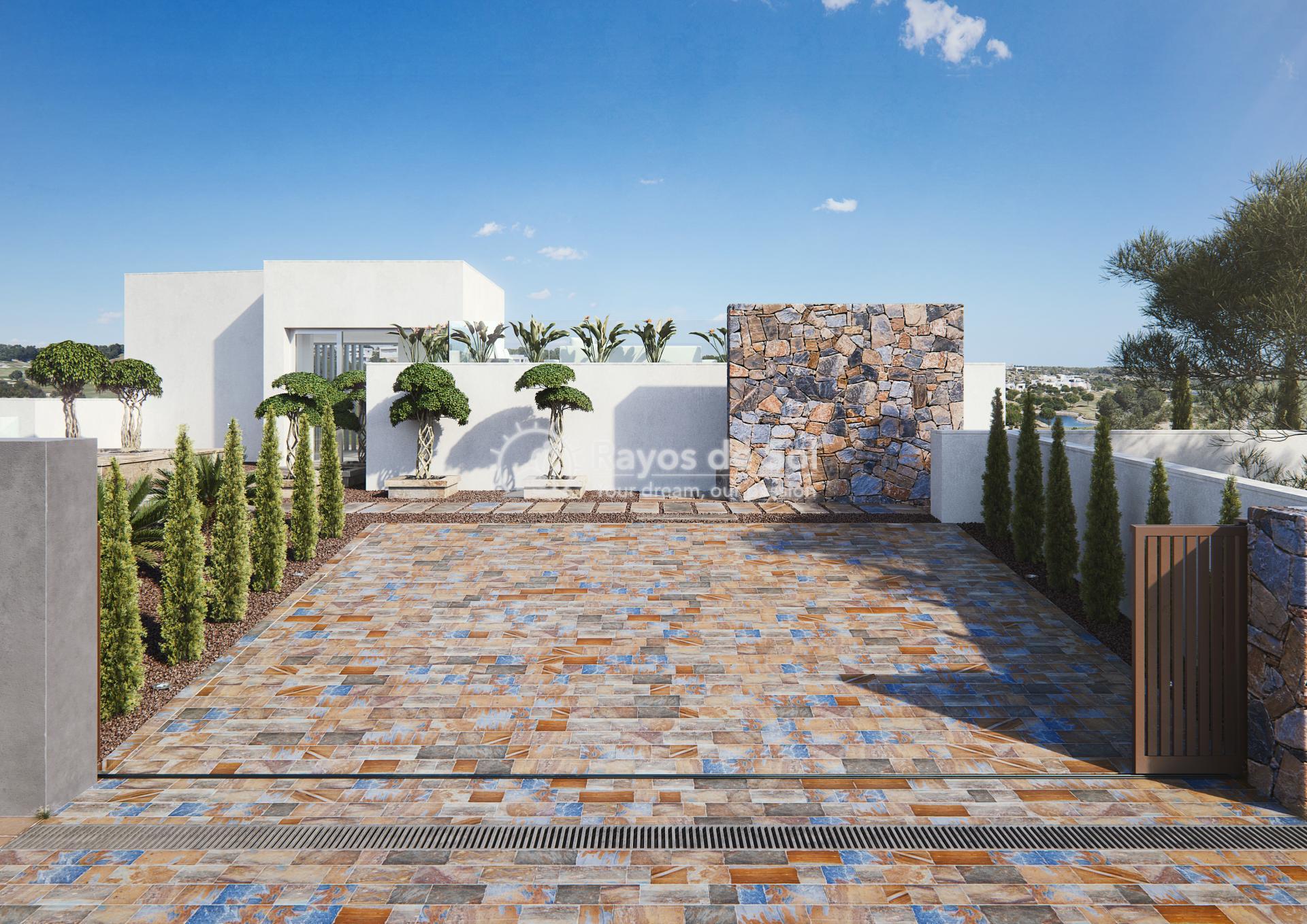 Unique villa  in Las Colinas, Orihuela Costa, Costa Blanca (LCMAMAD41) - 7