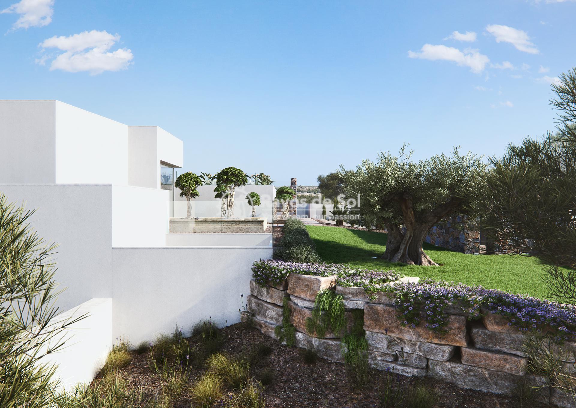 Unique villa  in Las Colinas, Orihuela Costa, Costa Blanca (LCMAMAD41) - 10