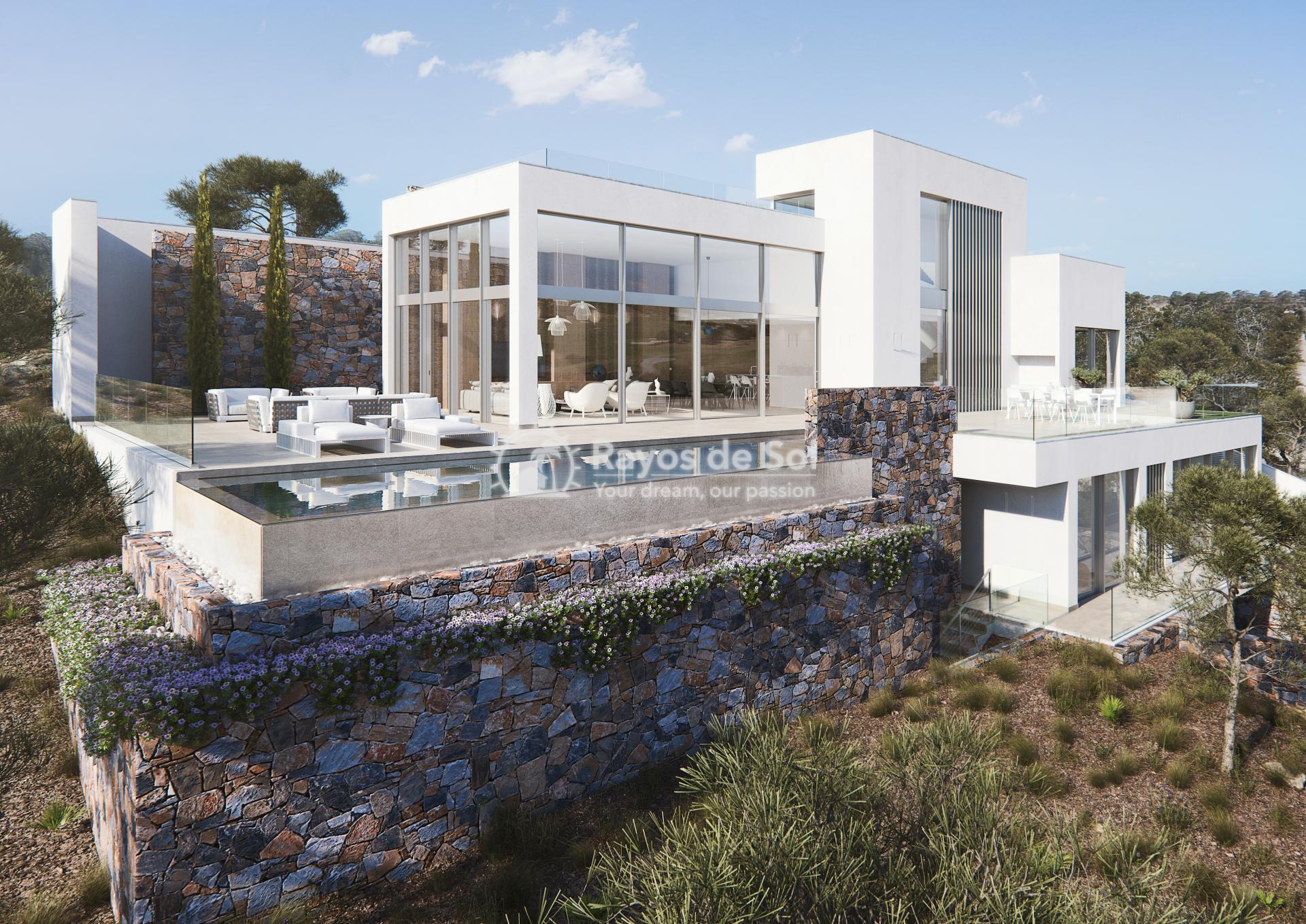 Unique villa  in Las Colinas, Orihuela Costa, Costa Blanca (LCMAMAD41) - 3