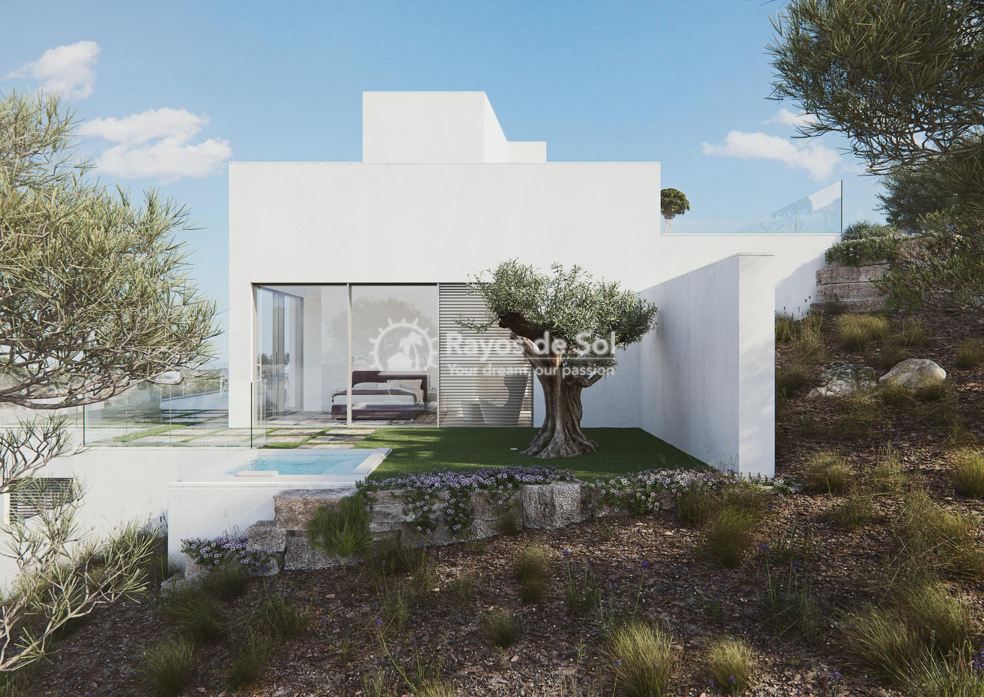 Unique villa  in Las Colinas, Orihuela Costa, Costa Blanca (LCMAMAD41) - 11