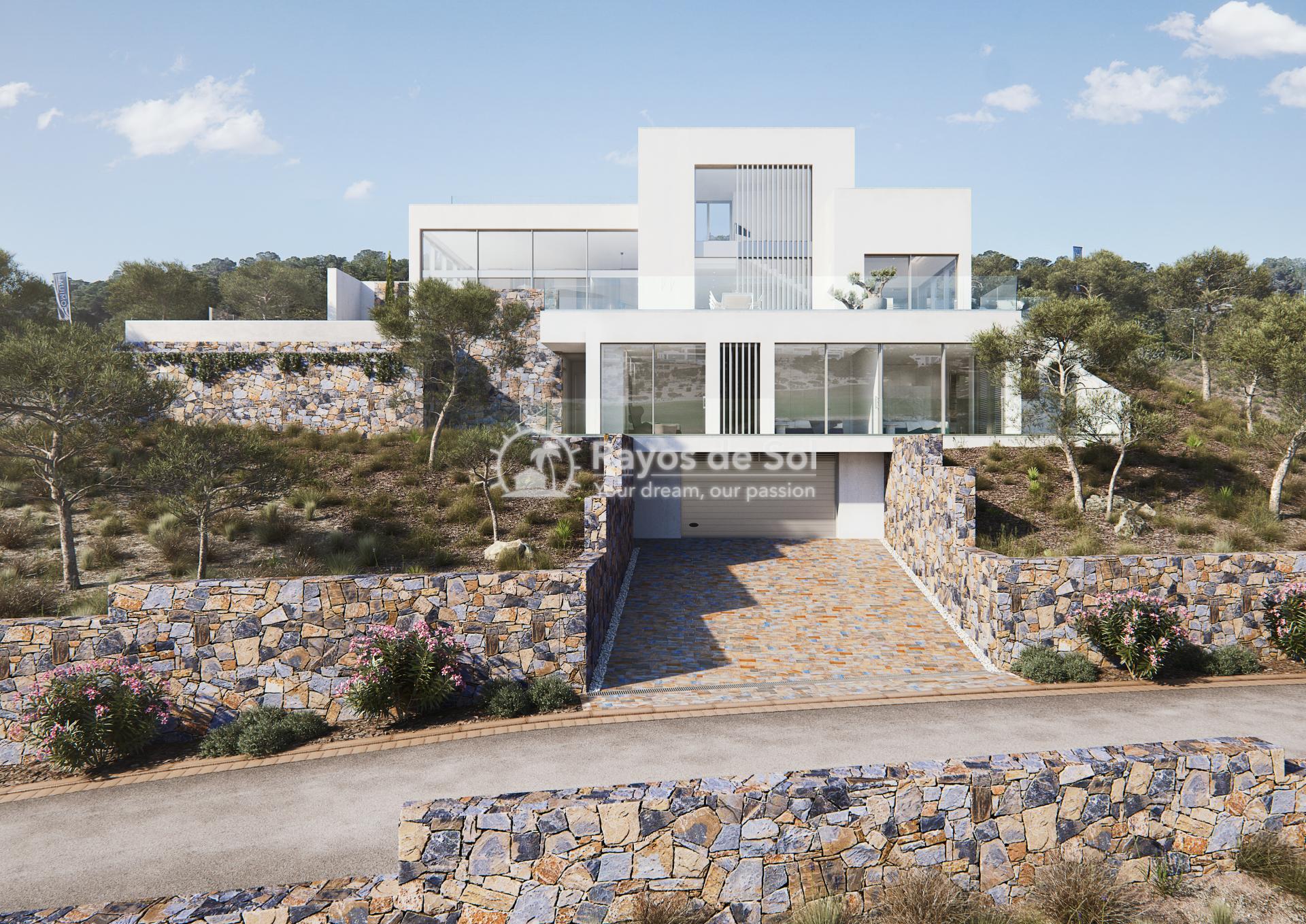 Unique villa  in Las Colinas, Orihuela Costa, Costa Blanca (LCMAMAD41) - 4