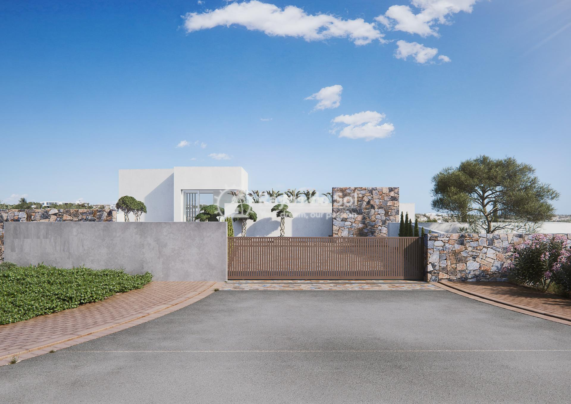Unique villa  in Las Colinas, Orihuela Costa, Costa Blanca (LCMAMAD41) - 6