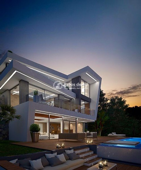 Villa  in Javea, Costa Blanca (A-2028) - 8