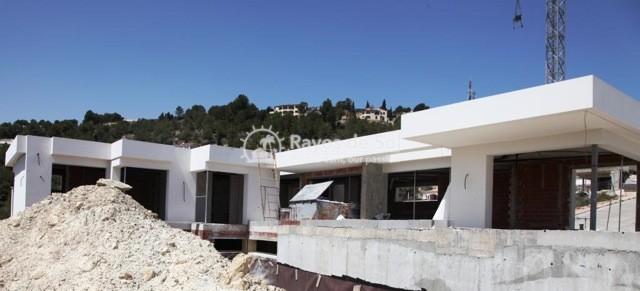 Villa  in Benissa, Costa Blanca (A-2097) - 9