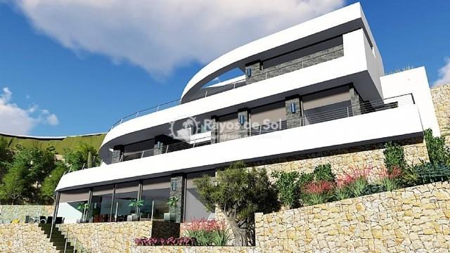 Newbuild villa  in Benissa, Costa Blanca (A-2425) - 3