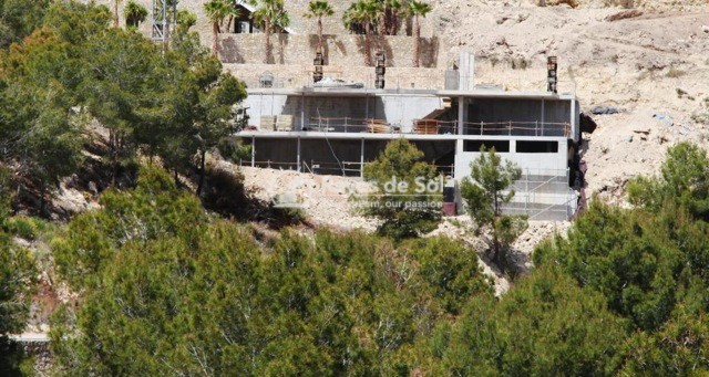 Newbuild villa  in Benissa, Costa Blanca (A-2425) - 14