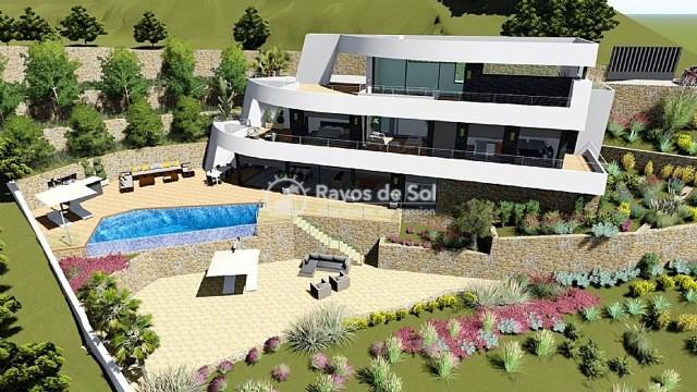 Newbuild villa  in Benissa, Costa Blanca (A-2425) - 8