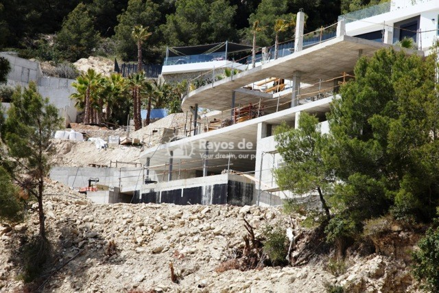 Newbuild villa  in Benissa, Costa Blanca (A-2425) - 13