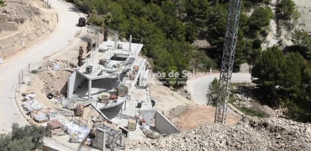 Newbuild villa  in Benissa, Costa Blanca (A-2425) - 17