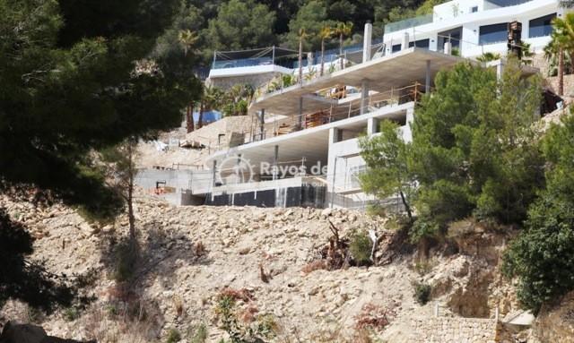 Newbuild villa  in Benissa, Costa Blanca (A-2425) - 16