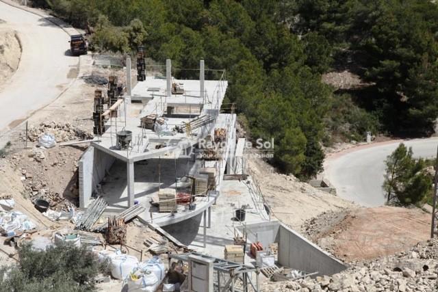 Newbuild villa  in Benissa, Costa Blanca (A-2425) - 11