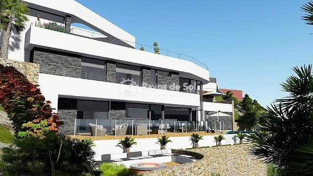 Villa  in Benissa, Costa Blanca (A-2453) - 7