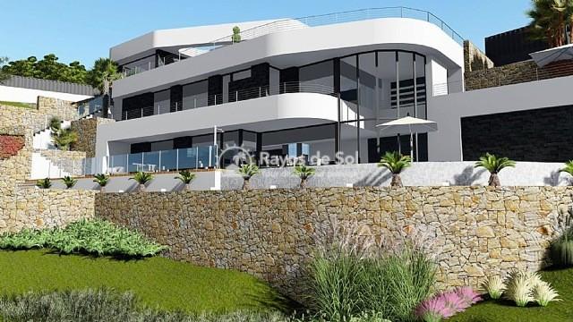 Villa  in Benissa, Costa Blanca (A-2453) - 6