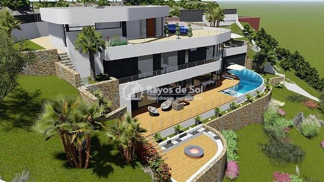Villa  in Benissa, Costa Blanca (A-2453) - 3
