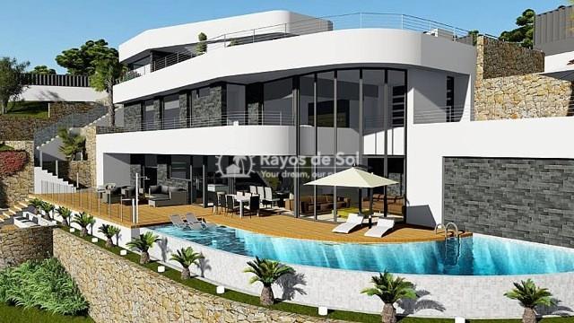 Villa  in Benissa, Costa Blanca (A-2453) - 5