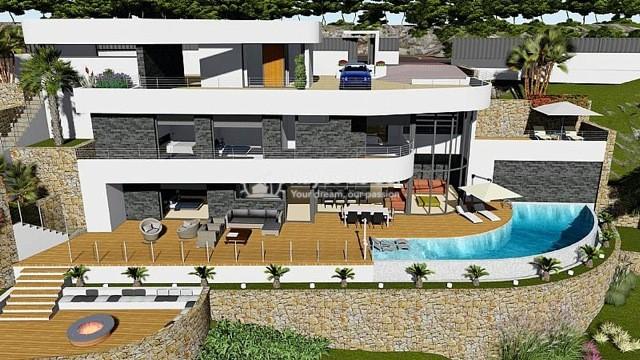 Villa  in Benissa, Costa Blanca (A-2453) - 4