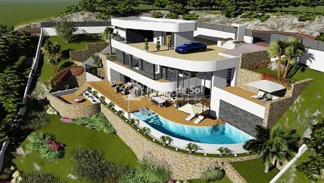 Villa  in Benissa, Costa Blanca (A-2453) - 1