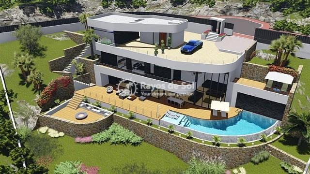 Villa  in Benissa, Costa Blanca (A-2453) - 2